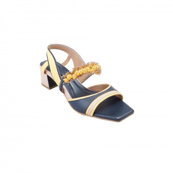 TALITHA NAVY YELLOW