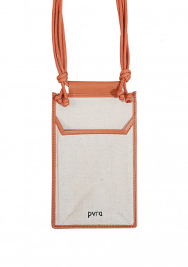 THE MILLY POUCH (ORANGE)